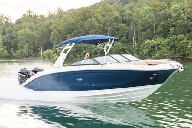 2019 Sea Ray SDX 290 Outboard in Holiday, Florida - Photo 2