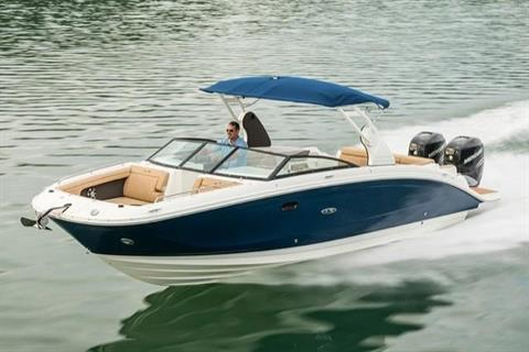 2019 Sea Ray SDX 290 Outboard in Holiday, Florida - Photo 3
