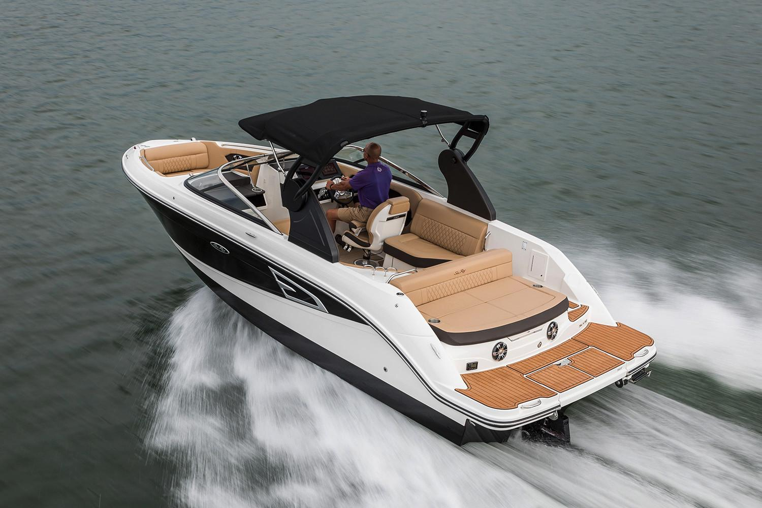 2020 Sea Ray SLX 230 in Holiday, Florida - Photo 3