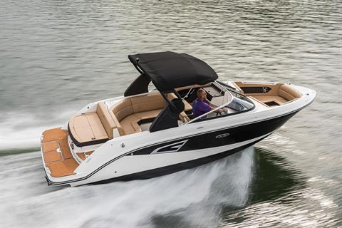 2020 Sea Ray SLX 230 in Holiday, Florida - Photo 4