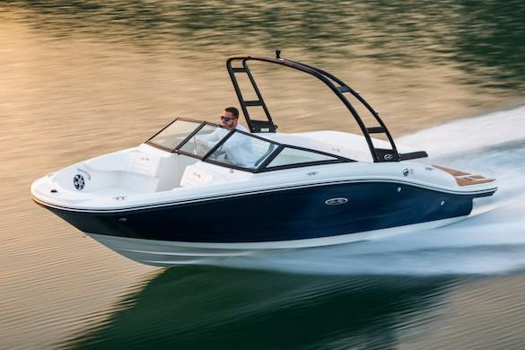 2020 Sea Ray SPX 190 in Holiday, Florida - Photo 1