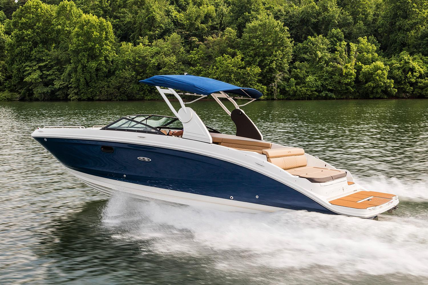 2020 Sea Ray SDX 270 in Holiday, Florida