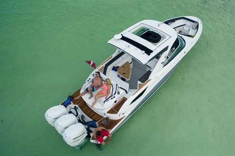 2020 Sea Ray SLX 350 OB in Holiday, Florida - Photo 4