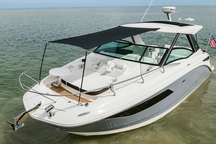 2020 Sea Ray Sundancer 320 OB in Holiday, Florida - Photo 7