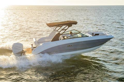 2020 Sea Ray SDX 250 Outboard in Holiday, Florida - Photo 2
