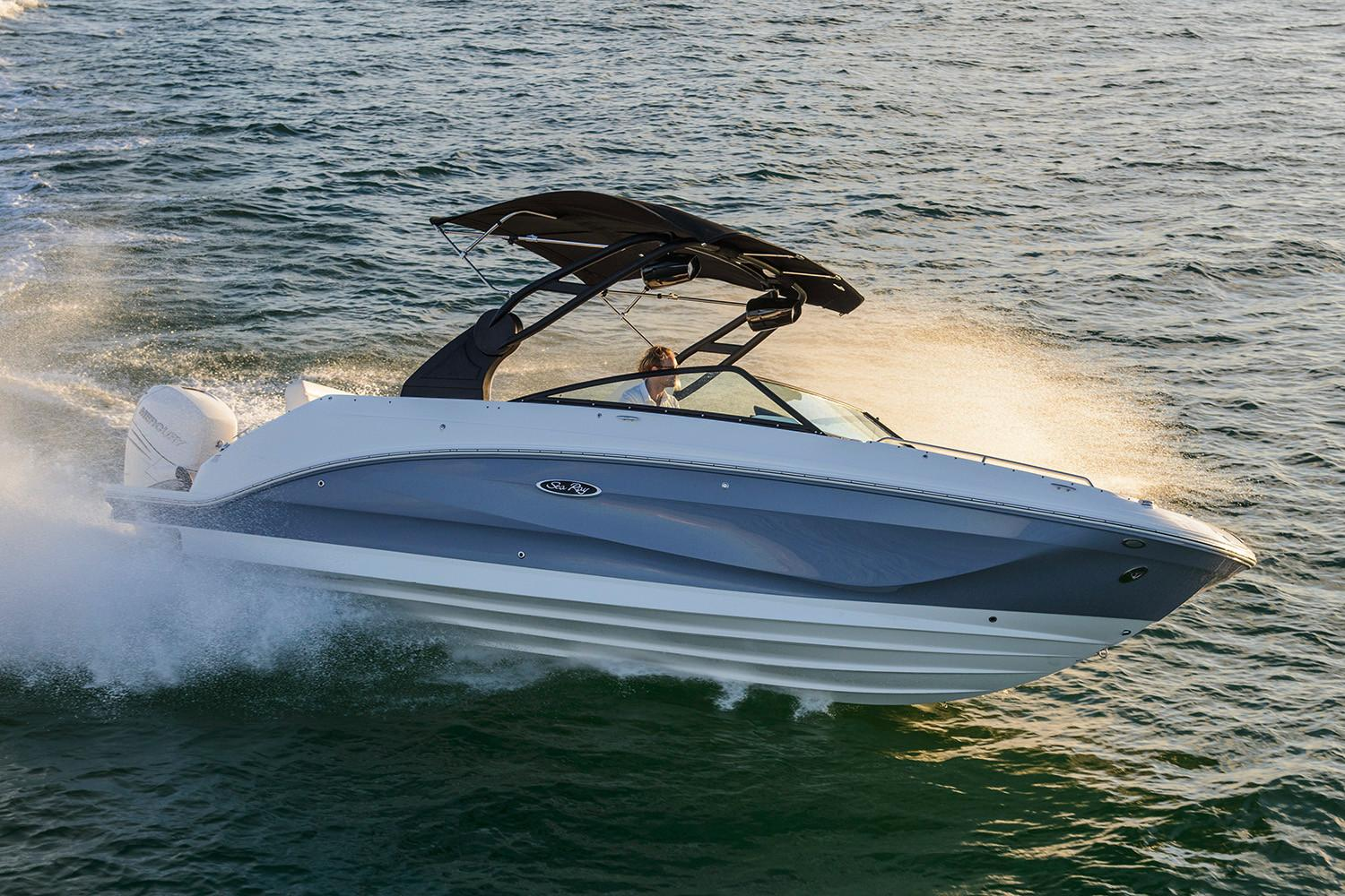 2020 Sea Ray SDX 250 Outboard in Holiday, Florida - Photo 3