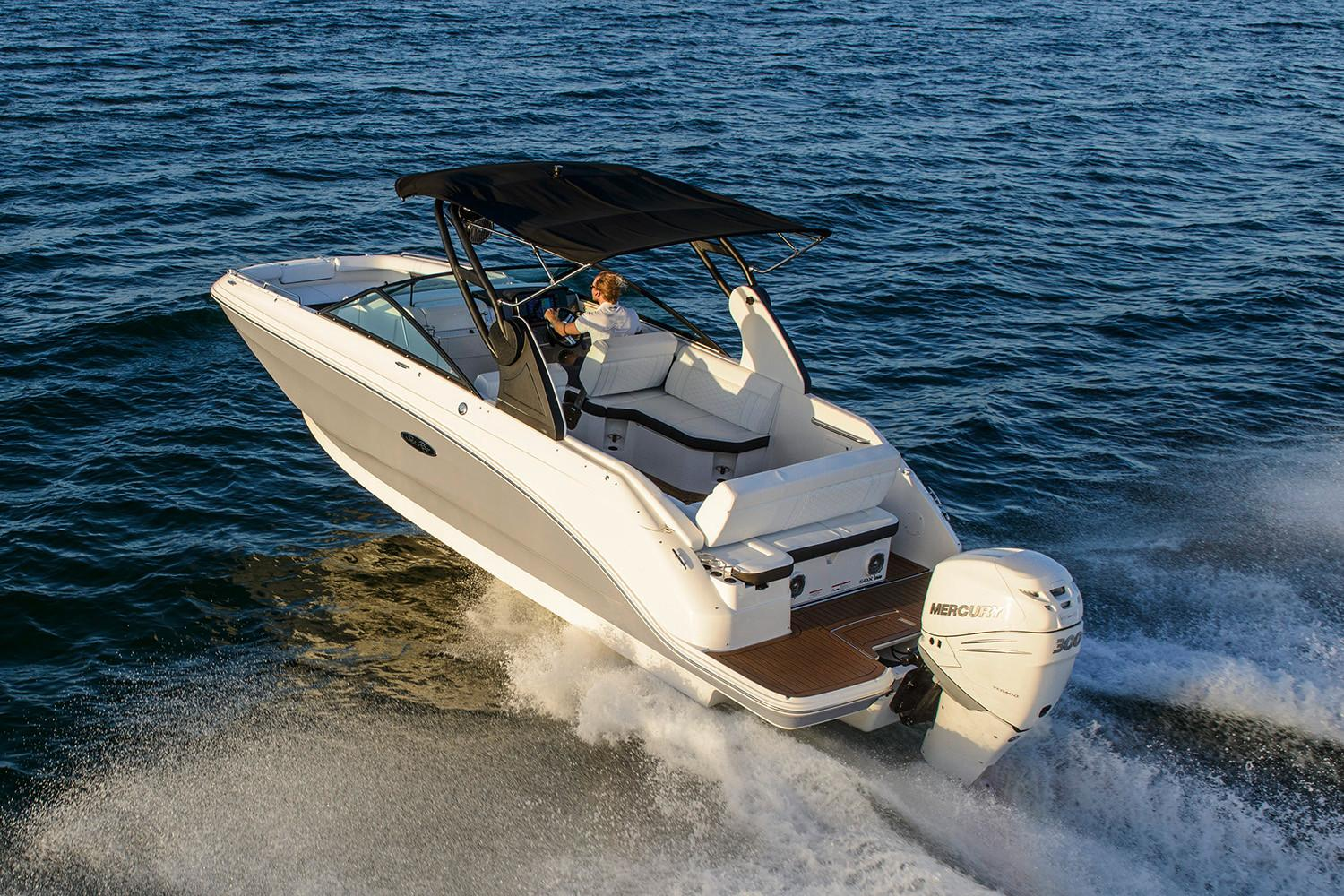 2020 Sea Ray SDX 250 Outboard in Holiday, Florida - Photo 4