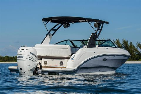 2020 Sea Ray SDX 250 Outboard in Holiday, Florida - Photo 5