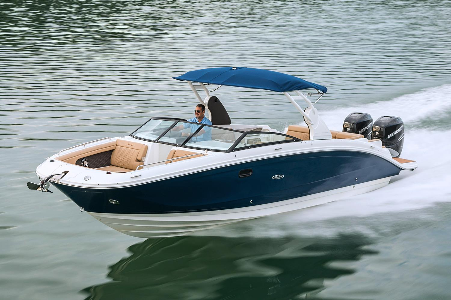 2020 Sea Ray SDX 290 Outboard in Holiday, Florida - Photo 1