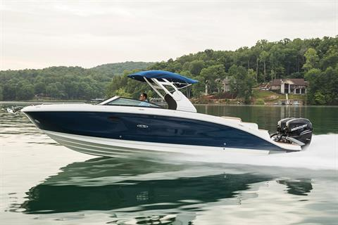 2020 Sea Ray SDX 290 Outboard in Holiday, Florida - Photo 2