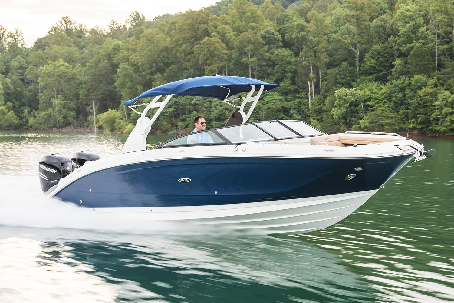 2020 Sea Ray SDX 290 Outboard in Holiday, Florida - Photo 3