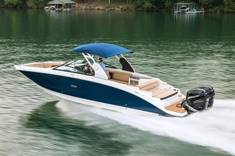 2020 Sea Ray SDX 290 Outboard in Holiday, Florida - Photo 4