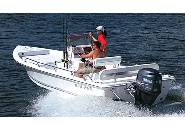 2005 Sea Pro SV1900CC Bay Boat in Holiday, Florida - Photo 25