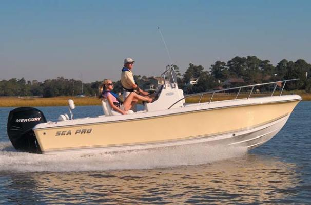 2008 Sea Pro 186 Center Console in Lake City, Florida - Photo 1