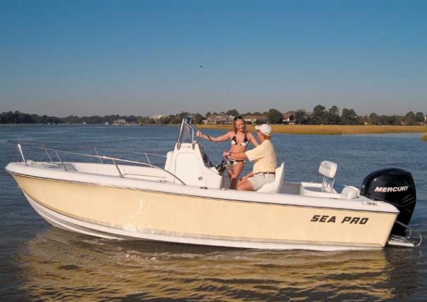 2008 Sea Pro 186 Center Console in Lake City, Florida - Photo 2