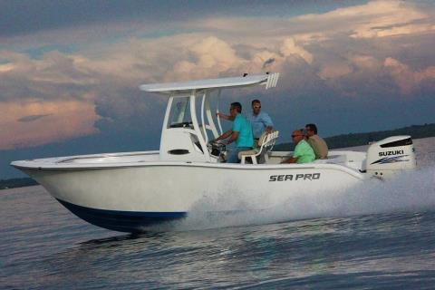 2016 Sea Pro 239 Center Console in Madisonville, Louisiana