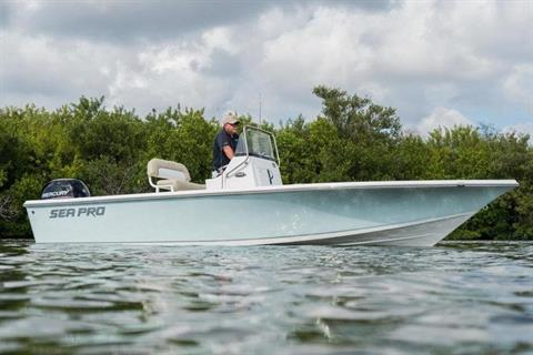 2017 Sea Pro 208 Bay in Madisonville, Louisiana