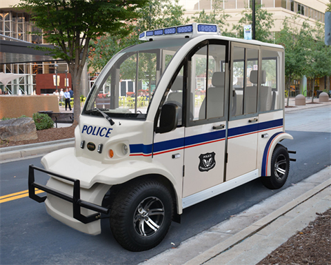 2017 Star EV AP48-04-D-Police (Electric) in Haubstadt, Indiana
