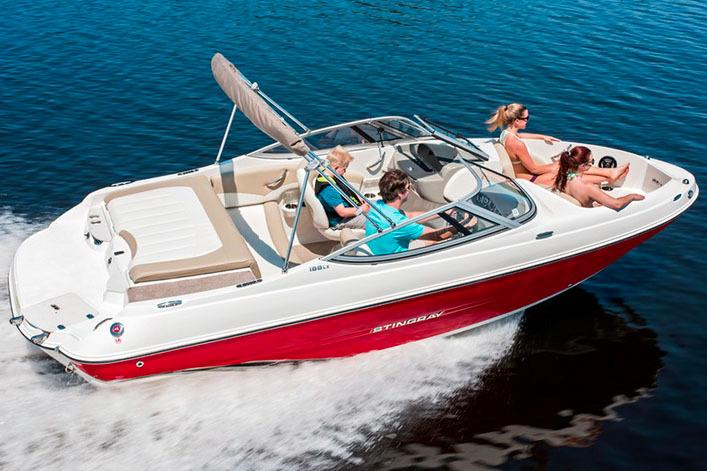 2016 Stingray 188 LX in Fleming Island, Florida