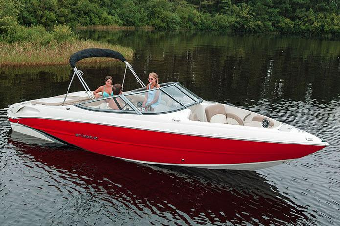 2016 Stingray 225 LR in Fleming Island, Florida