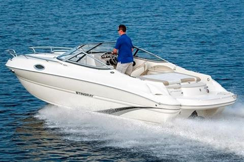 2016 Stingray 215 CR in Fleming Island, Florida