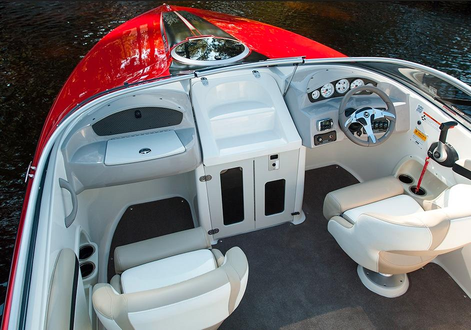 2016 Stingray 225 SX in Fleming Island, Florida