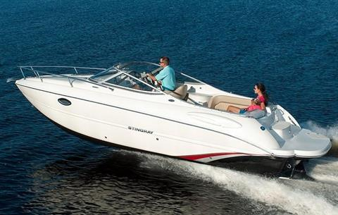 2016 Stingray 250 CR in Fleming Island, Florida
