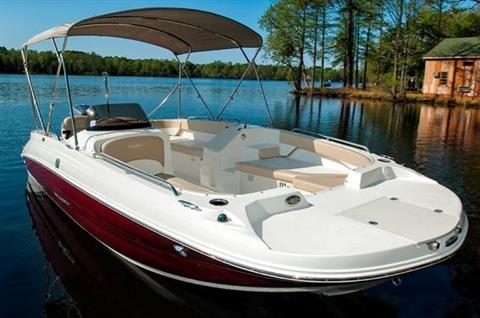 2016 Stingray 192 SC in Fleming Island, Florida