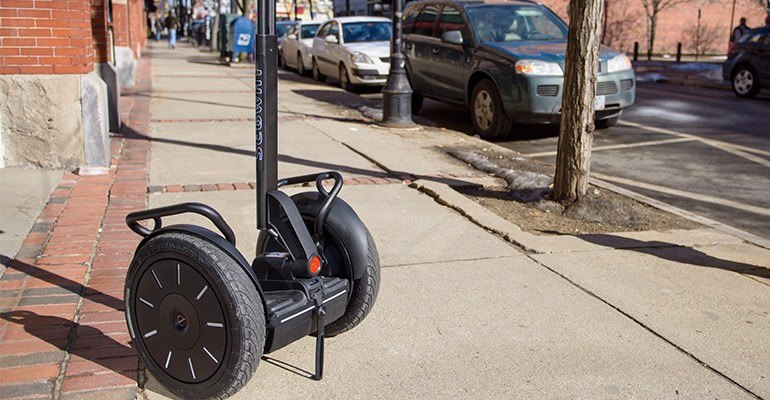 2017 Segway i2 SE PT in Portland, Oregon