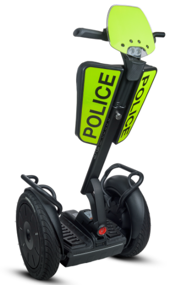 2017 Segway i2 SE Patroller in Portland, Oregon