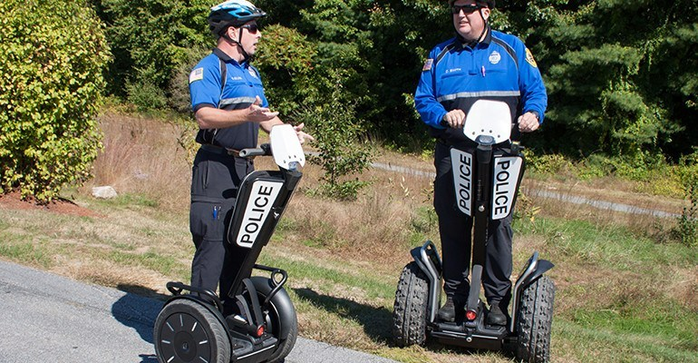 2017 Segway i2 SE Patroller in Queens Village, New York