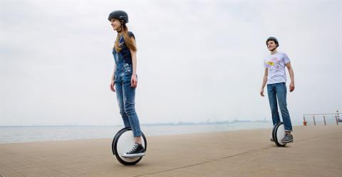 2017 Segway ONE S1 in Portland, Oregon