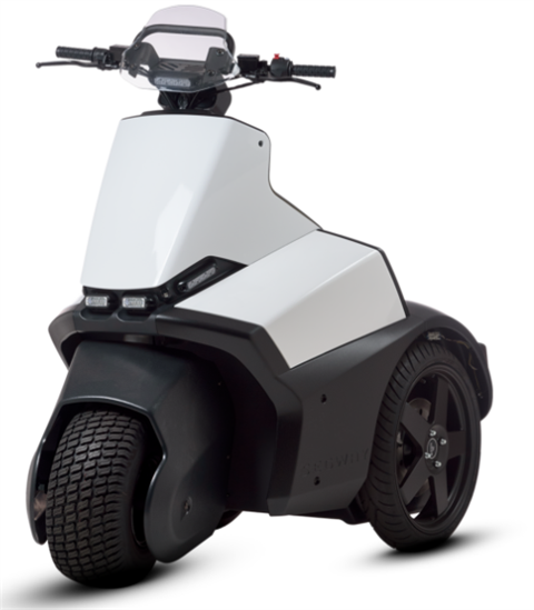 2017 Segway SE-3 Patroller in Portland, Oregon