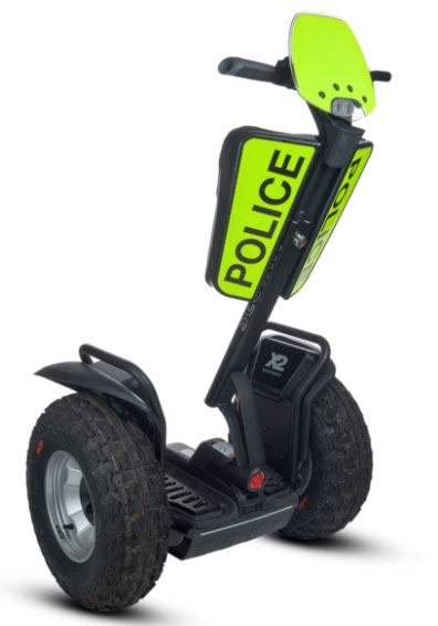 2017 Segway x2 SE Patroller in Oakdale, New York