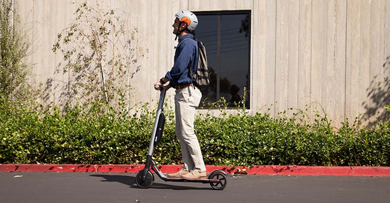 2018 Segway Ninebot Kickscooter ES2 in Oakdale, New York