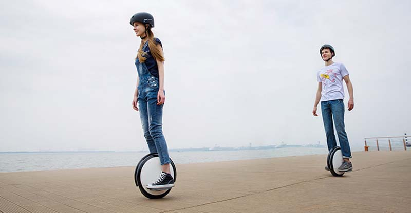 2018 Segway Ninebot One S1 in Oakdale, New York