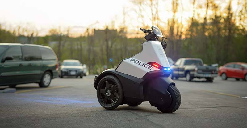 2019 Segway SE-3 Patroller in Portland, Oregon