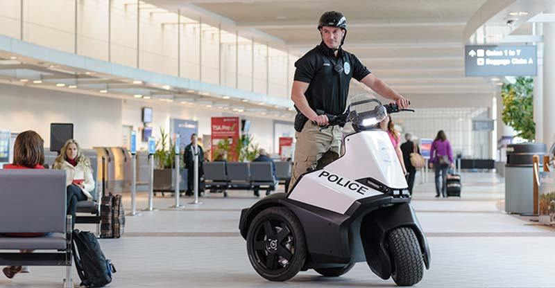 2019 Segway SE-3 Patroller in Portland, Oregon - Photo 4