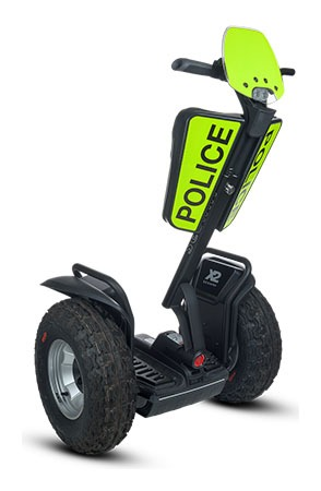 2019 Segway X2 SE Patroller in Portland, Oregon