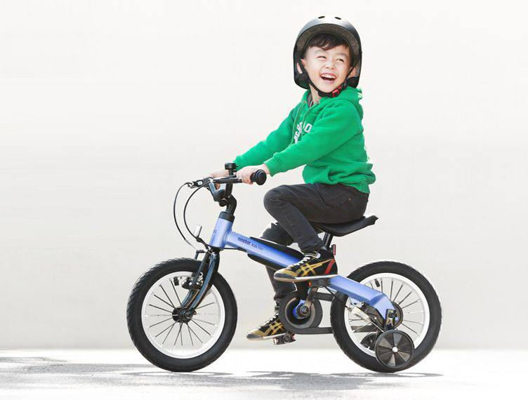 2020 Segway Ninebot Kids Bike 14 in. Blue in Oakdale, New York - Photo 8