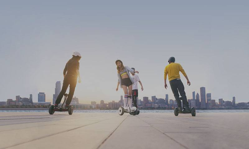 2020 Segway Ninebot S in Queens Village, New York - Photo 2