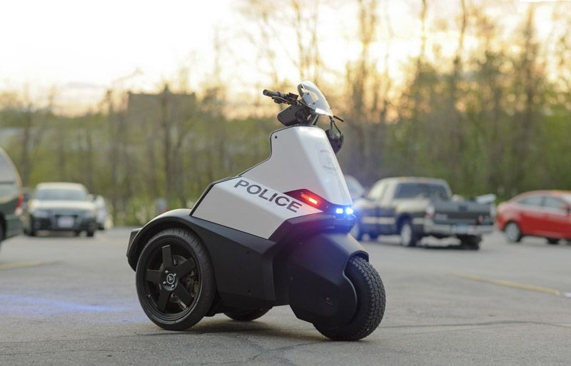 2020 Segway SE-3 Patroller in Oakdale, New York - Photo 3