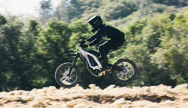 2020 Segway Dirt eBike X260 in Paris, Texas - Photo 4