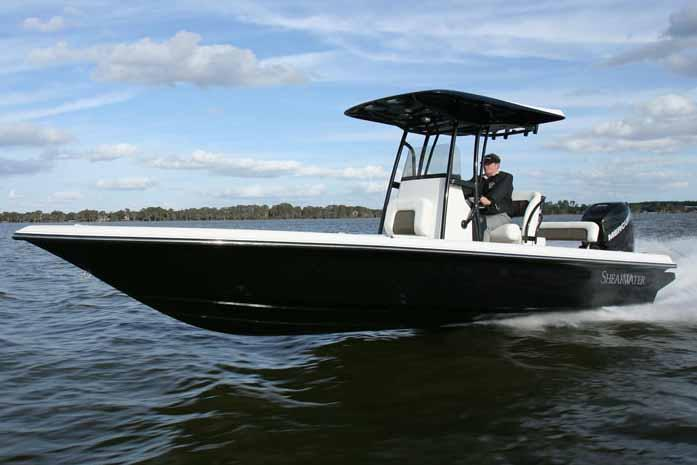 2018 ShearWater 25LTD in Holiday, Florida