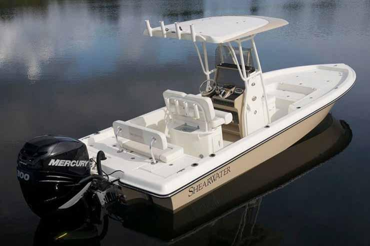 2018 ShearWater 25LTZ in Holiday, Florida - Photo 3