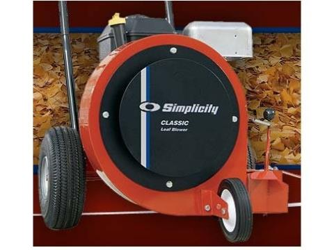 2012 Simplicity Leaf Blower LBC6151BV in Fond Du Lac, Wisconsin