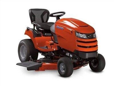 2013 Simplicity Broadmoor™ Lawn Tractor Series in Glasgow, Kentucky
