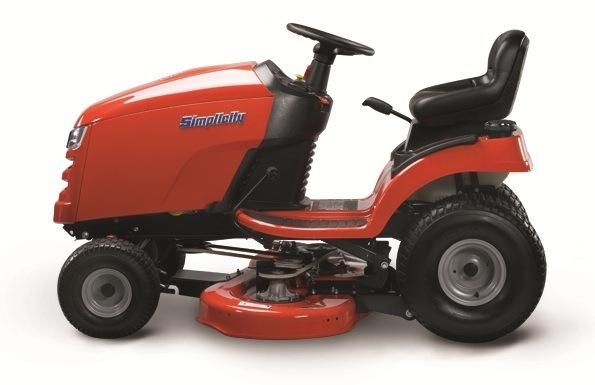 2013 Simplicity Regent™ Lawn Tractor Series in Glasgow, Kentucky
