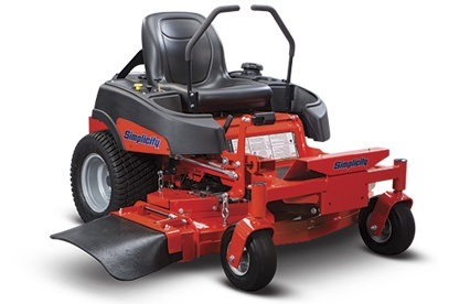 2013 Simplicity ZT3500 Zero Turn Lawn Mower in Beaver Dam, Wisconsin