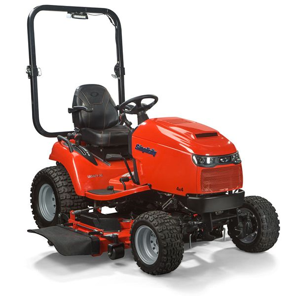 New 2018 Simplicity Legacy XL 33 4WD Lawn Mowers in Beaver Dam, WI